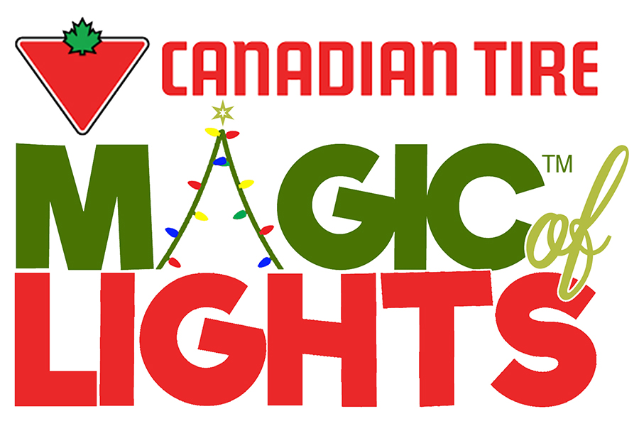 Global Edmonton supports: Canadian Tire Magic of Lights - image