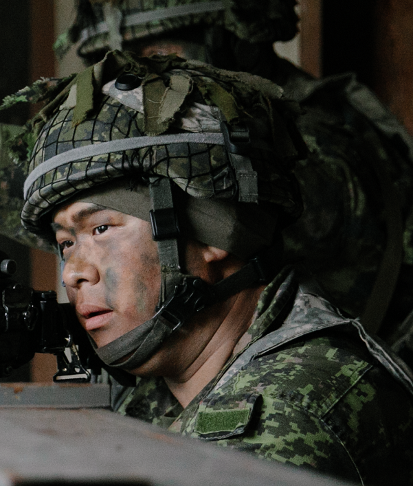 Cpl James Choi, 29, died following an incident during a live-fire exercise in Wainwright, Alta.