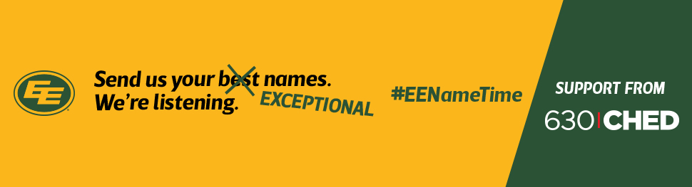 EE Name Time – 630 CHED