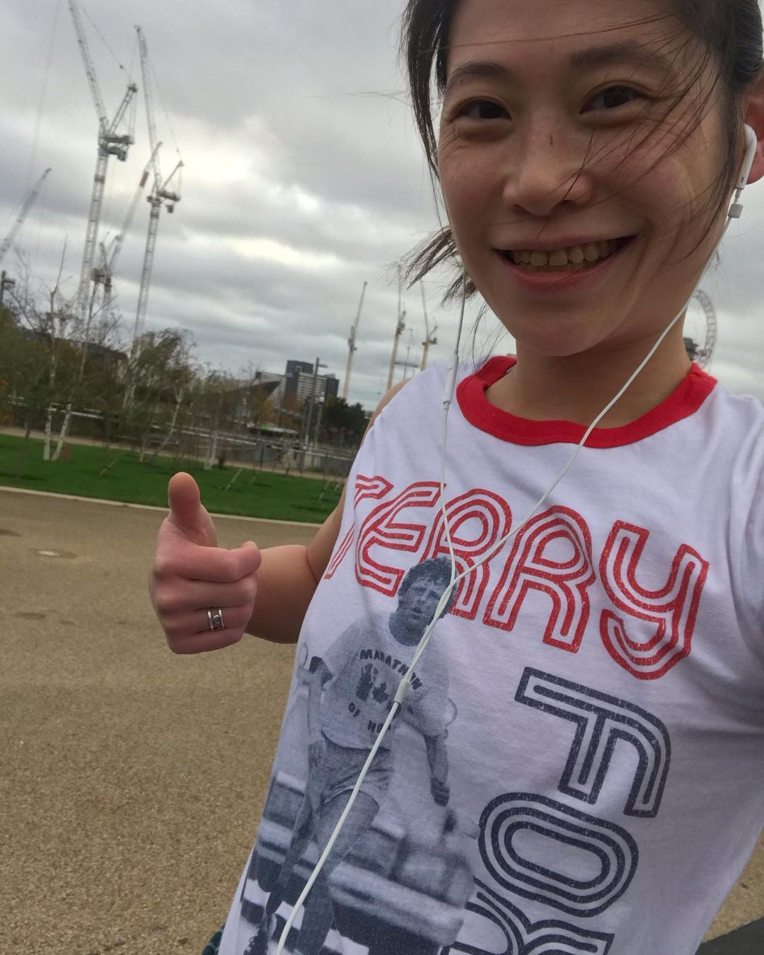 Edwina Lo from Vancouver has lived in London since 2014. She is flying home for the holidays, and will quarantine in Canada and again on her return to England.