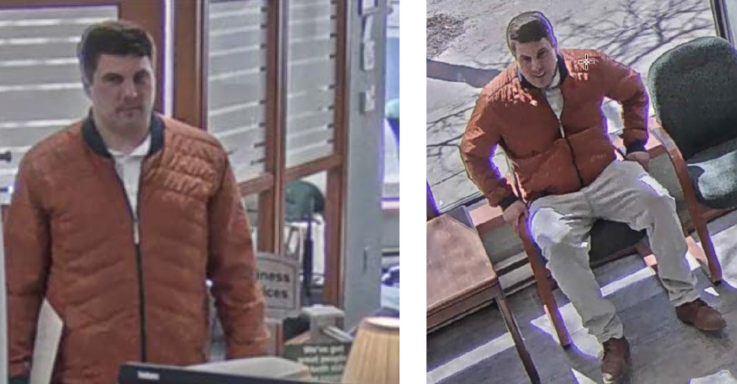 OPP are asking for the public's help in identifying a man in connection with a fraud investigation.