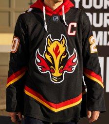 Continue reading: Blasty's back: Flames resurrect controversial logo for Reverse Retro jerseys