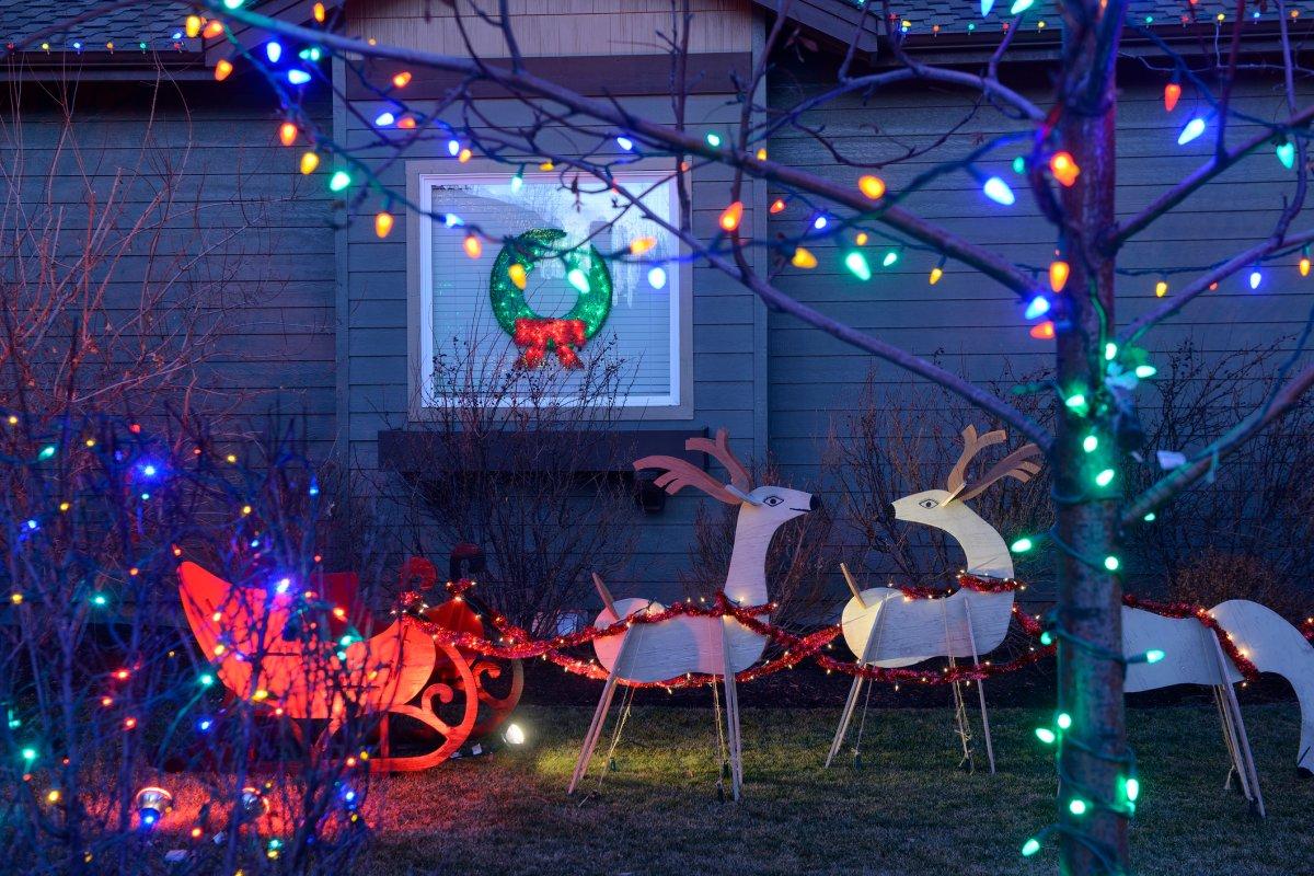 Winnipeg Christmas Lights Map For 2020 Winnipeg Globalnews Ca