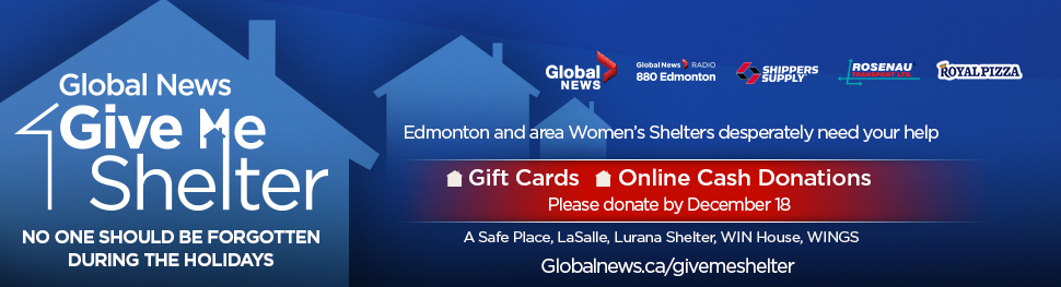 Global News Give Me Shelter