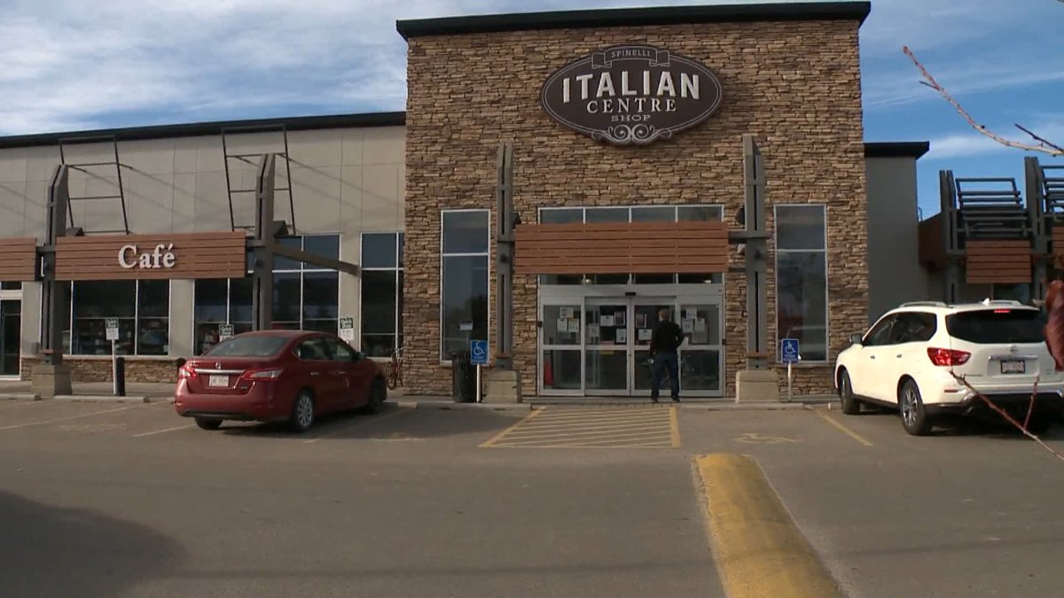 The Calgary Italian Centre Shop pictured on Tuesday, Nov. 3, 2020.