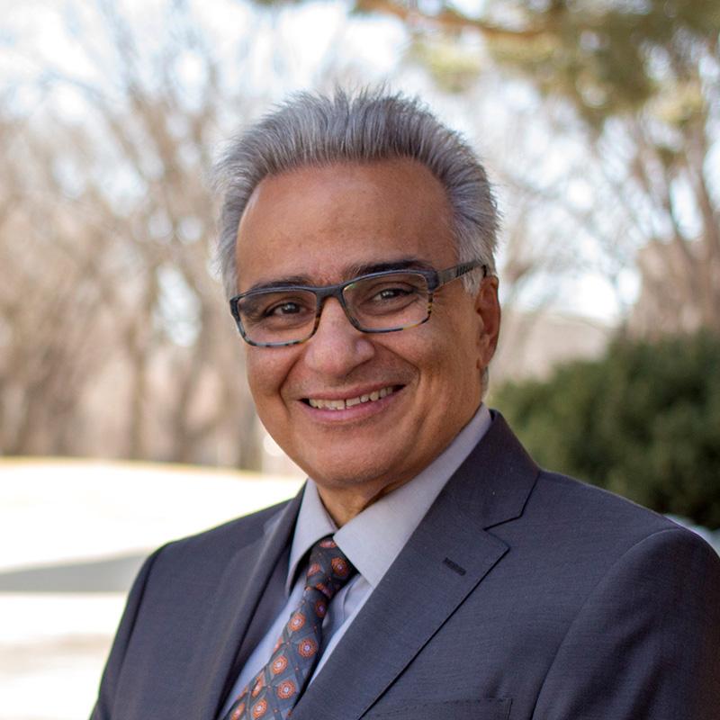University of Saskatchewan political studies professor Joe Garcea.