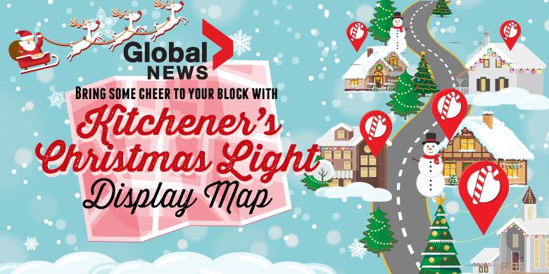 Where to see Waterloo Region's best Christmas light displays - image