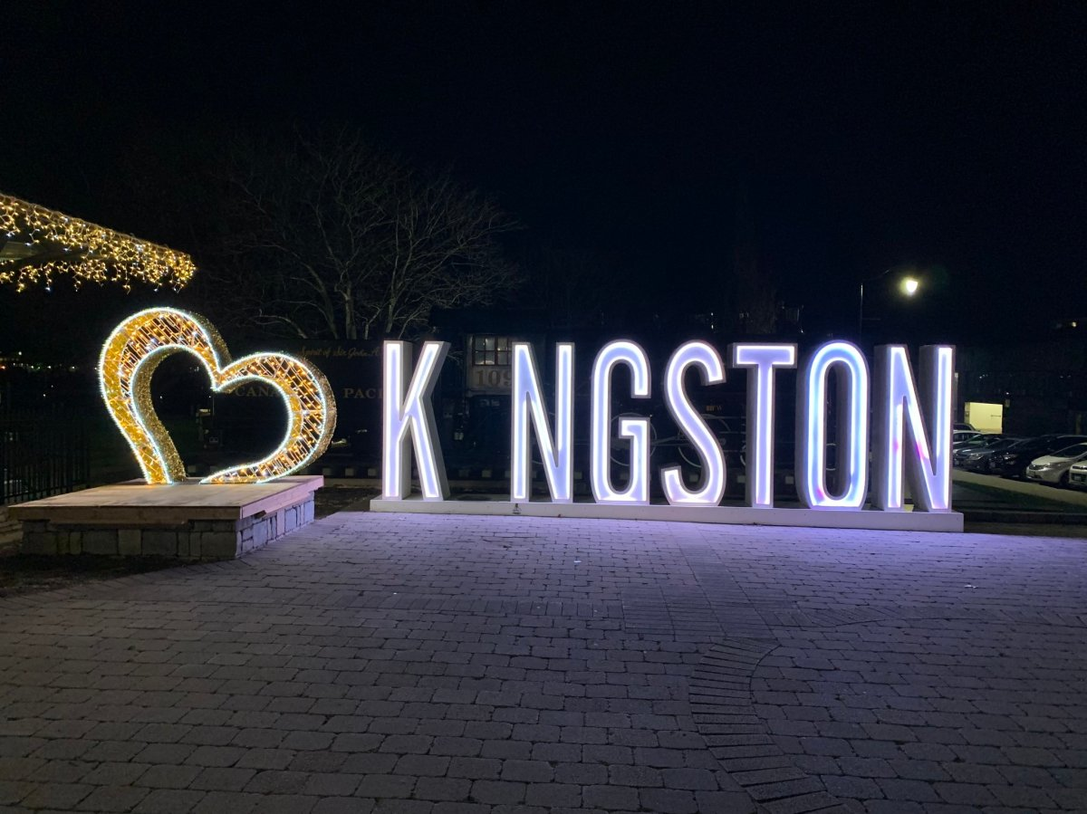 Downtown Kingston will be lit up with extra special touches this year to bring cheer during the winter months of the COVID-19 pandemic.