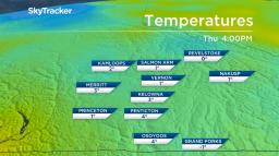 Continue reading: Okanagan weather: sunny start to December