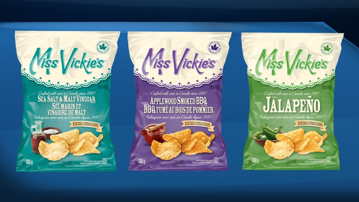 The Canadian Food Inspection Agency has issued a recall for a variety of Miss Vickie's brand chips.
