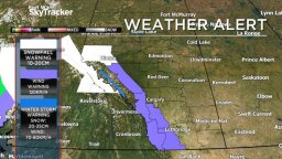 Continue reading: Wind, winter storm and snowfall warnings issued for parts of western Alberta