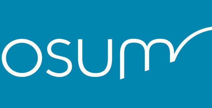 The logo for Osum Oil Sands.