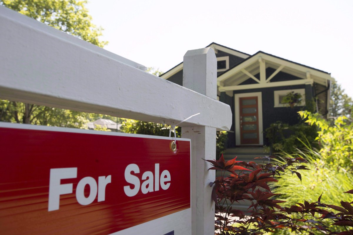 The Realtors Association of Hamilton-Burlington reports 1,615 homes were sold in October.