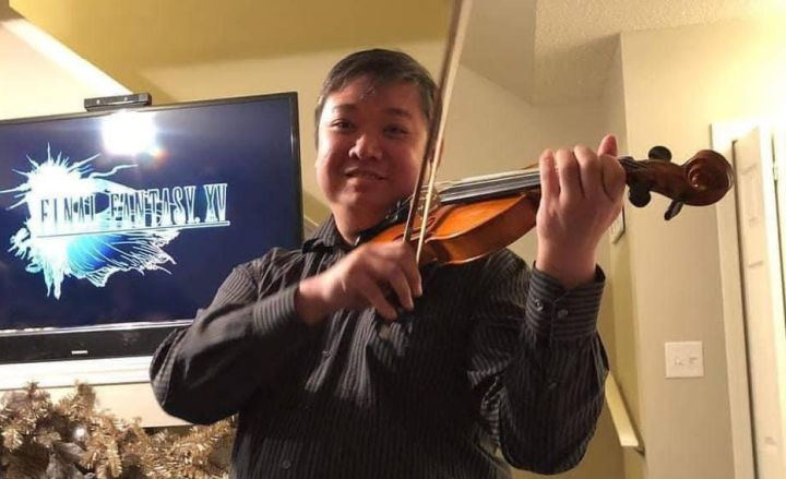 Family members say 40-year-old Ricky Lam died just a few days after being diagnosed with COVID-19.