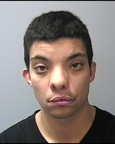 Samuel Alex Ribeiro, 31, is wanted on charges of attempted murder and assault with a weapon, among other charges.