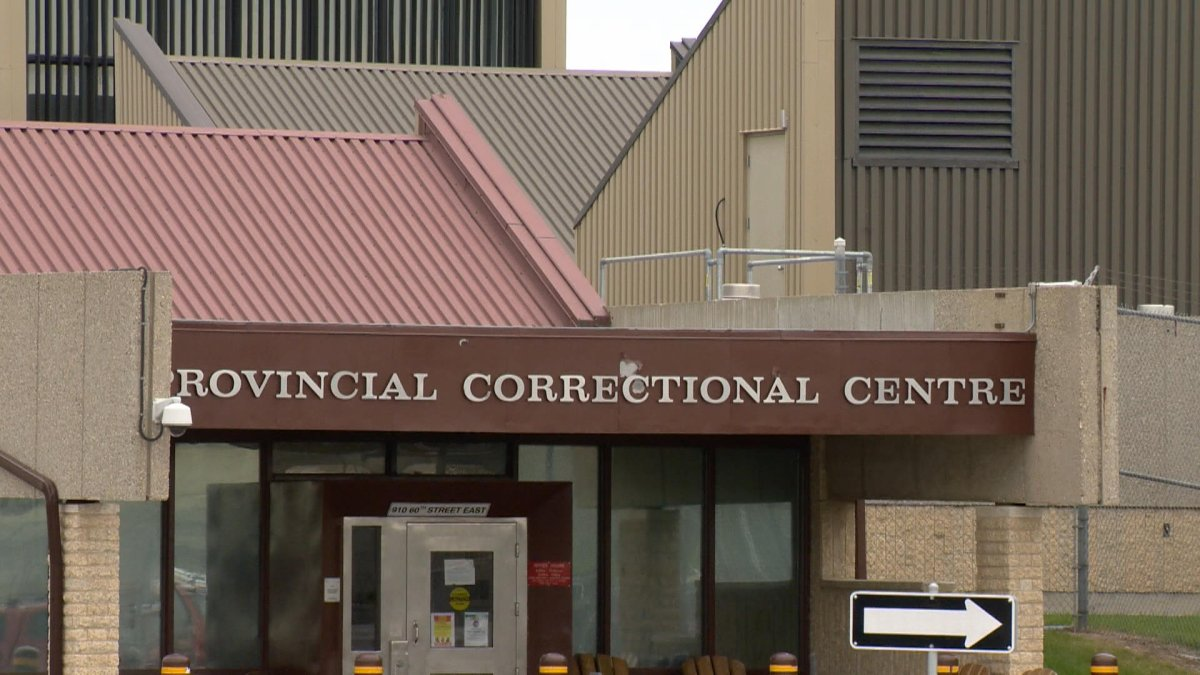 A 28-year-old man on remand at the Saskatoon Correctional Centre has died.