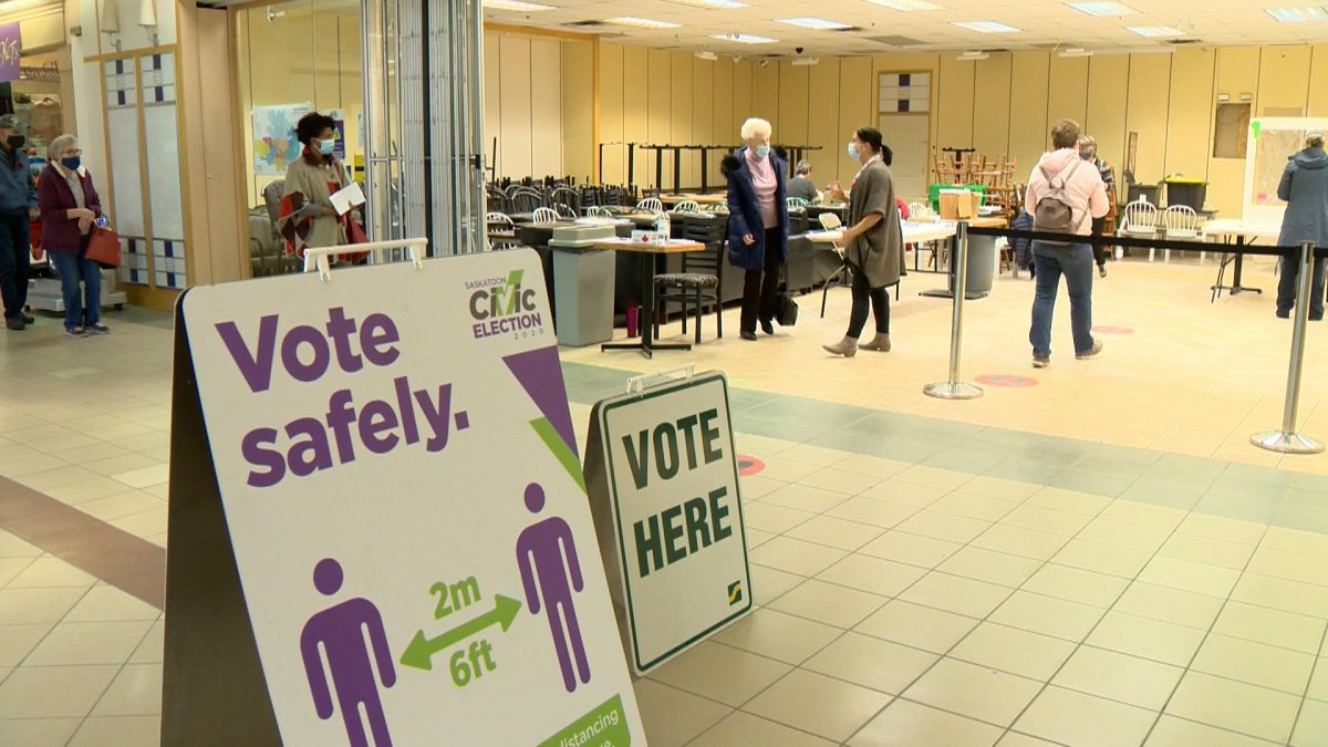 Saskatoon's returning officer Scott Bastian said the difference between the votes in Ward 1 does not meet the threshold for a recount.