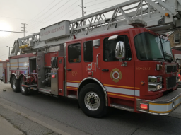 Continue reading: London firefighters rescue man, small dog from townhouse fire
