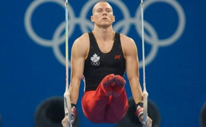 Canadian Kyle Shewfelt, from Calgary, competes on the rings during the Artistic Gymnastic qualification at the Beijing Olympics in Beijing, China Saturday Aug.9, 2008. The National Sport School in Calgary that produces Olympic and Paralympic champions faces possible closure after a quarter century. Alumni include Olympic champions Kyle Shewfelt (gymnastics), Jennifer Botterill, Carla MacLeod and Jocelyne Larocque (hockey), Kaillie Humphries (bobsled), Brady Leman (ski cross) and six-time Paralympic swim champion Jessica Sloan.
