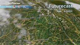Continue reading: Okanagan weather: sunny breaks Saturday followed by more moisture