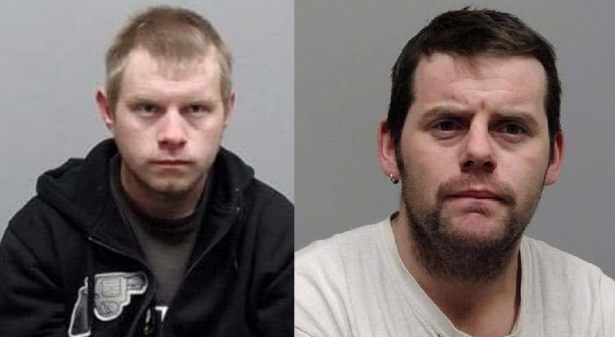 OPP say Jessie and Frank Teal turned themselves in following an assault in South Frontenac earlier this week.