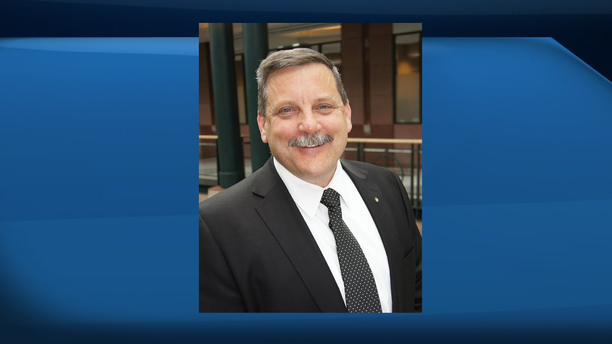 Andre Corbould was announced as Edmonton's new city manager on Nov. 20, 2020.
