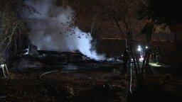 Continue reading: RCMP investigate suspicious cabin fire on Kelowna's Lakeshore Drive