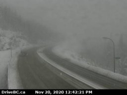 Continue reading: New snowfall warning issued for the Coquihalla Highway
