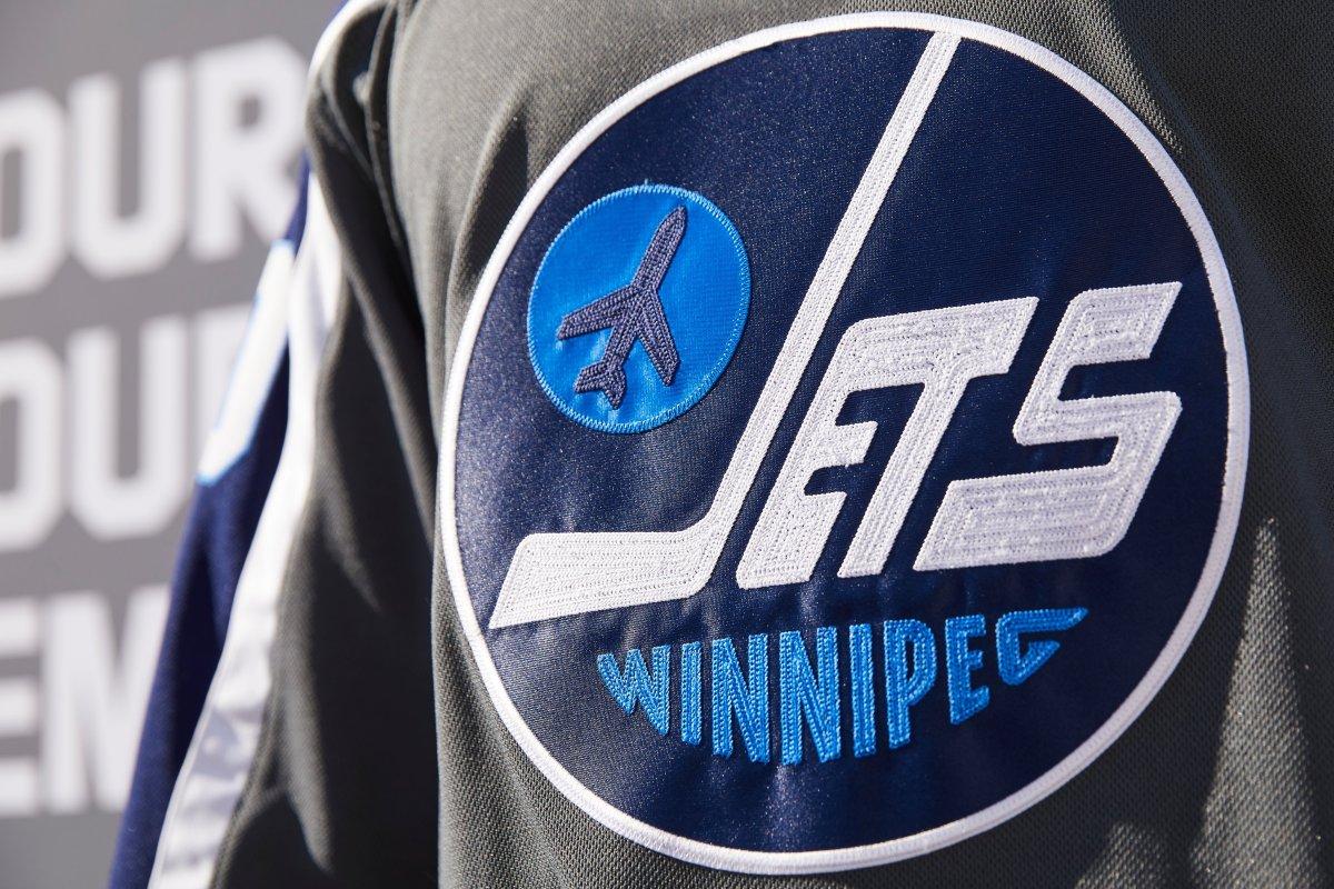 The Jets' Reverse Retro jersey.