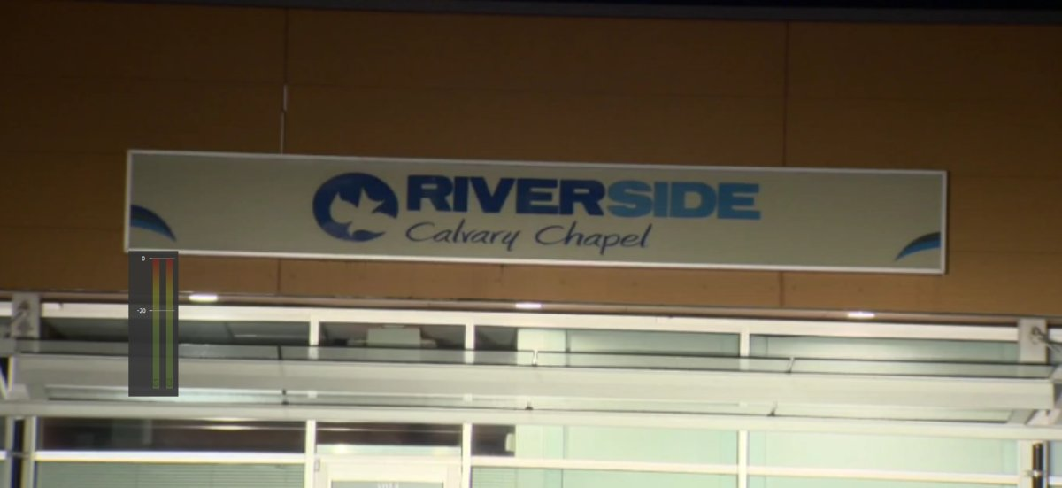 A local business owner is expressing frustration with a nearby church which continues to hold in-person services despite COVID-19.