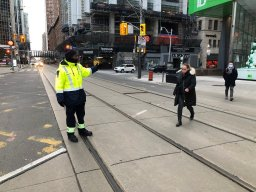 Continue reading: Traffic agents deployed at busy downtown Toronto intersections