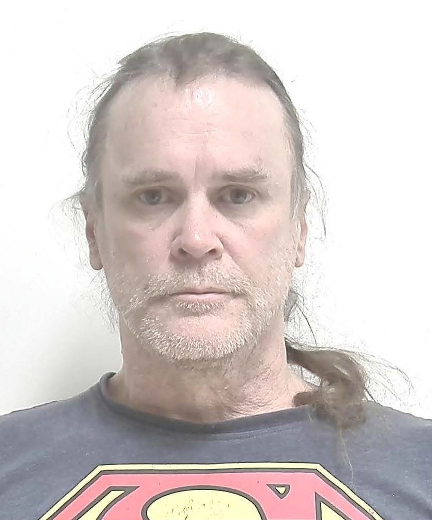 Current photo of Cochrane, who has been charged in connection with a 1994  double homicide.