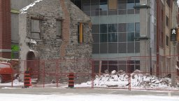 Continue reading: 19th century Kingston building collapses