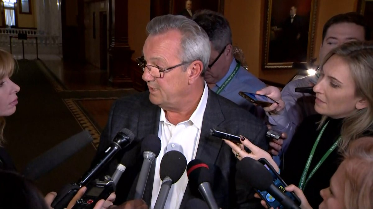 Kingston city council voted to write to Premier Doug Ford, asking him to refer area-MPP Randy Hillier to the integrity commissioner for his stance on the COVID-19 pandemic.