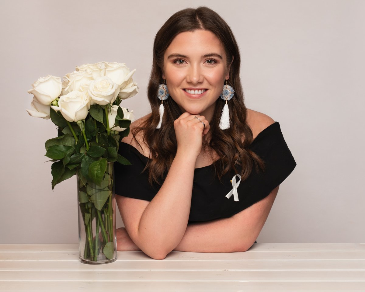 Brielle Chanae Thorsen is recipient of the the Order of the White Rose scholarship awarded by Polytechnique Montréal. The annual scholarship is in memory of the victims killed in the 1989 Montreal Massacre.