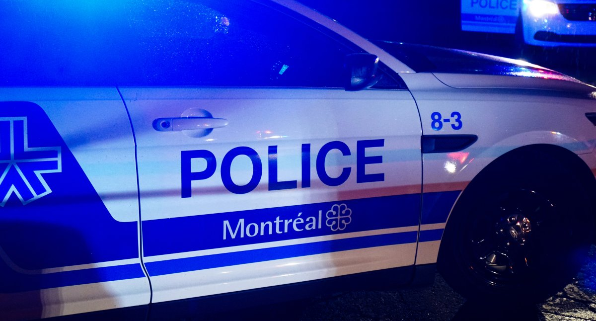 The Montreal police collision squad is investigating the fatal incident.