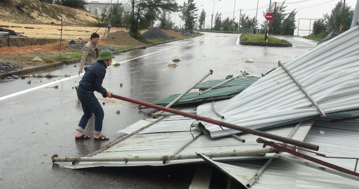 Vietnam says natural disasters killed 192, caused $1.3B in damages over 2 months