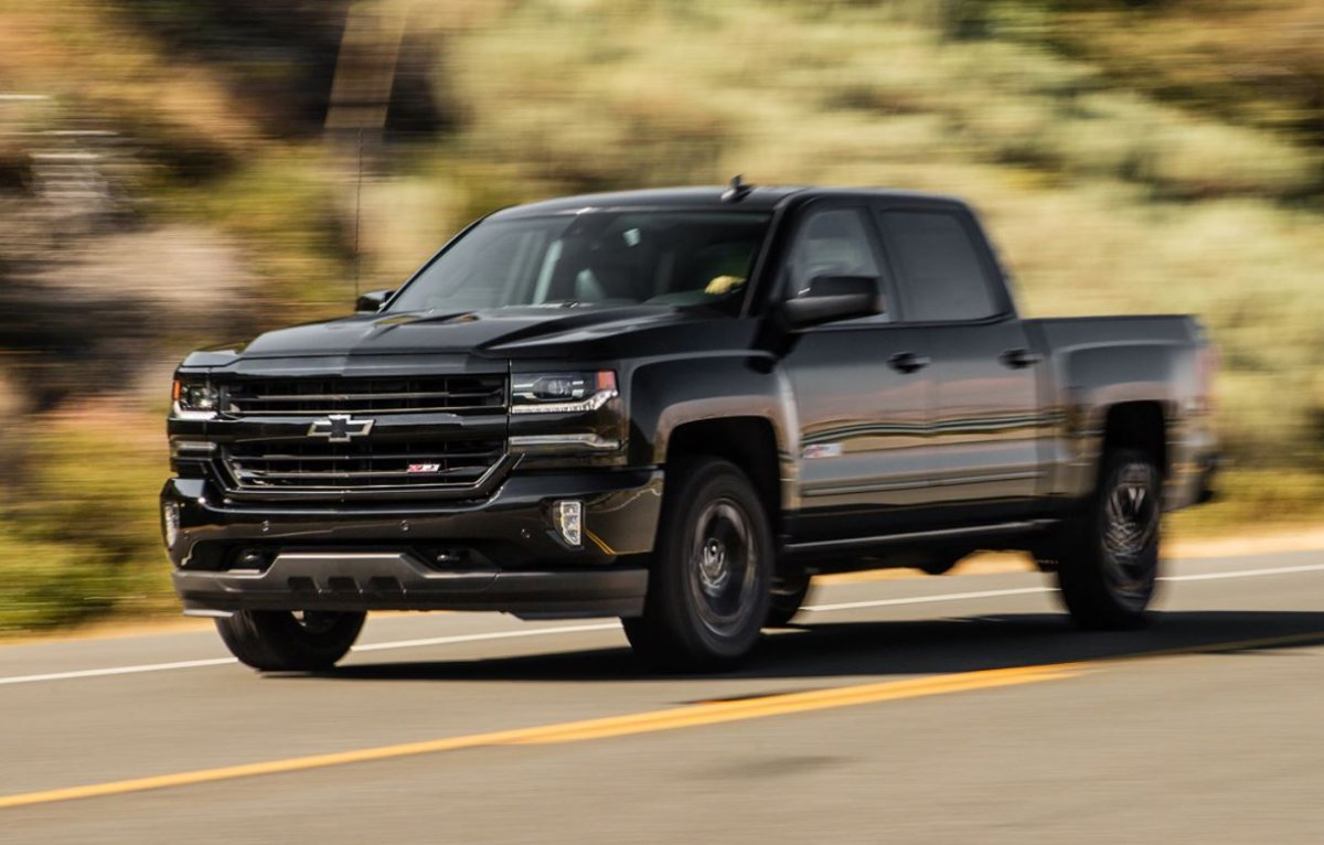 The 2017 Chevrolet Silverado was the most commonly stolen vehicle this year in Atlantic Canada.