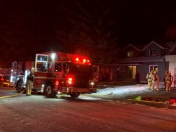 Continue reading: Calgary couple escapes house fire without injury: fire department