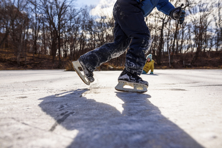 Winnipeggers will have to lace up those skates far away from retention ponds this winter.