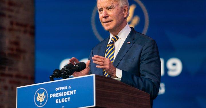 Saskatchewan prepares for trade with United States under Biden administration