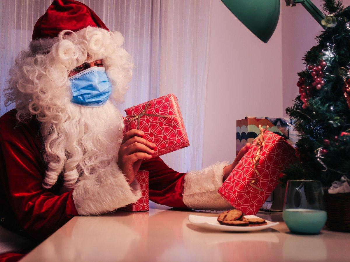 What's 'Santa anxiety'?