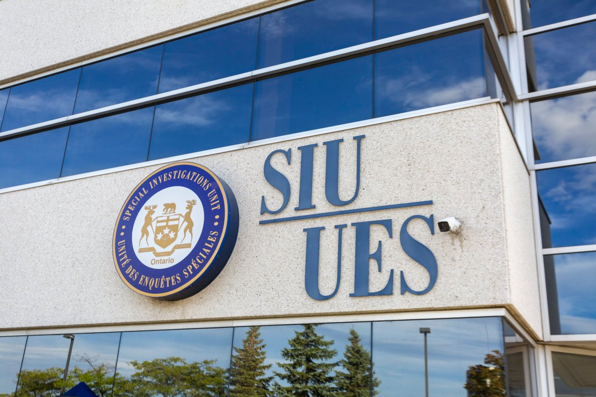FILE - The Special Investigations Unit headquarters in Mississauga, Ont.