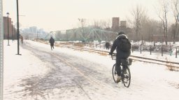 Continue reading: Part of Lachine Canal path to be accessible year-round after snow-clearing deal reached
