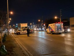 Continue reading: Man dead after being struck by truck in Toronto's east end