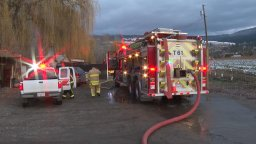Continue reading: Picker shack goes up in flames in the Central Okanagan