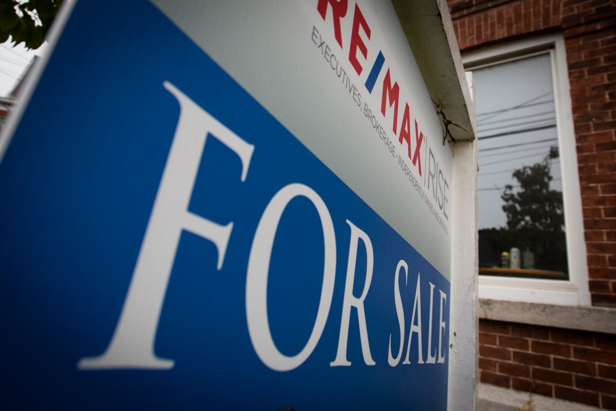 The Realtors Association of Hamilton-Burlington says the average price for a home in the area is $722,317.