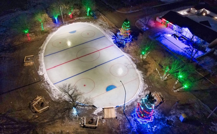 Canada News Today - Outdoor rink aims to get Kipling, Sask. residents skating through Christmas season | NewsBurrow thumbnail