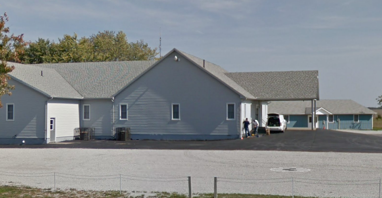 The Old Colony Mennonite Church in Wheatley, Ont.