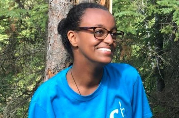 Maryam Tsegaye, a 17-year-old student at École McTavish Public High School, was named the winner of the Breakthrough Prize Foundation's sixth annual Breakthrough Junior Challenge.